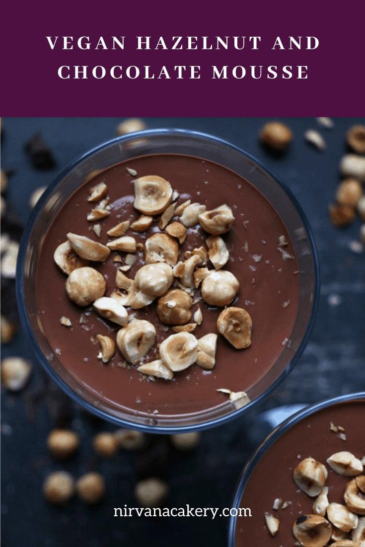 Hazelnut and Chocolate Mousse