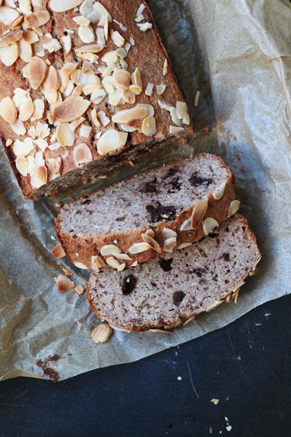 Gluten Free Bread Made Like Cake Mix