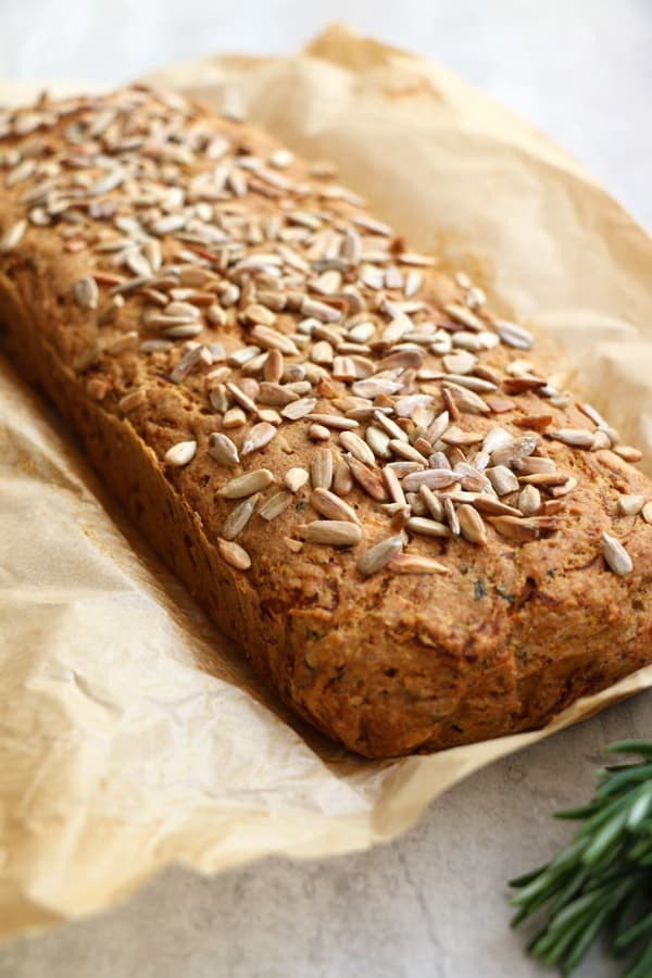 Gluten-Free Rosemary Olive Bread Recipe — Dishmaps