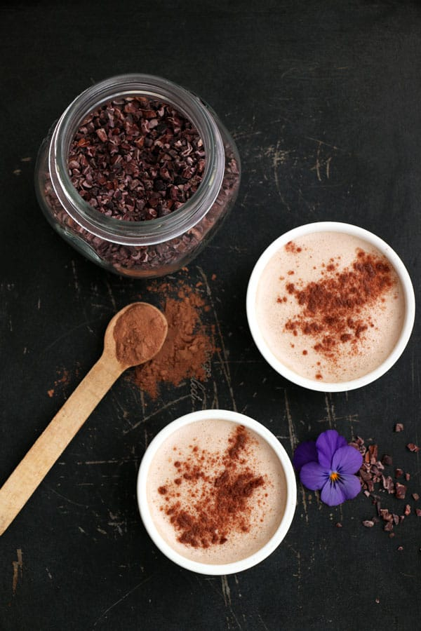 Reishi Chocolate Latte