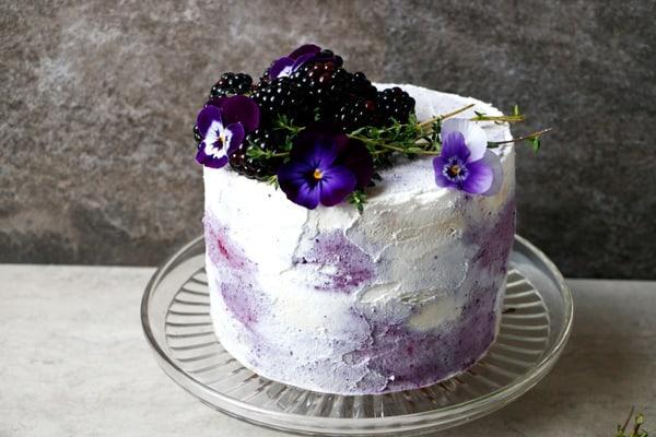 Plantbased Birthday Cake Gluten Free Vegan