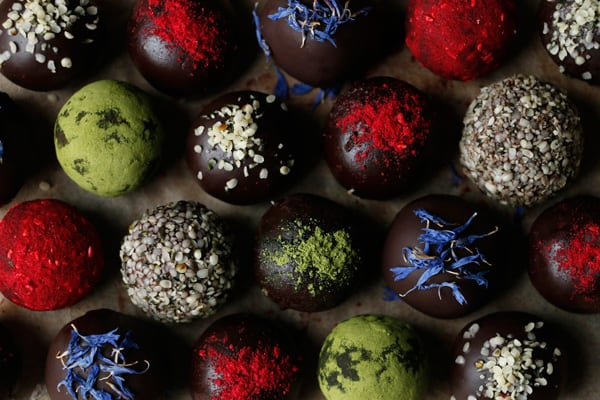 Vegan Chocolate Confections