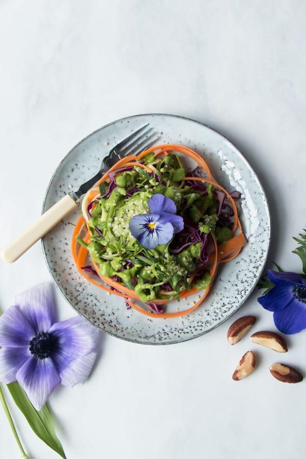 Spring Goddess Salad