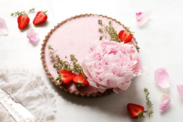 Strawberry Cake Recipe Using Strawberry Syrup