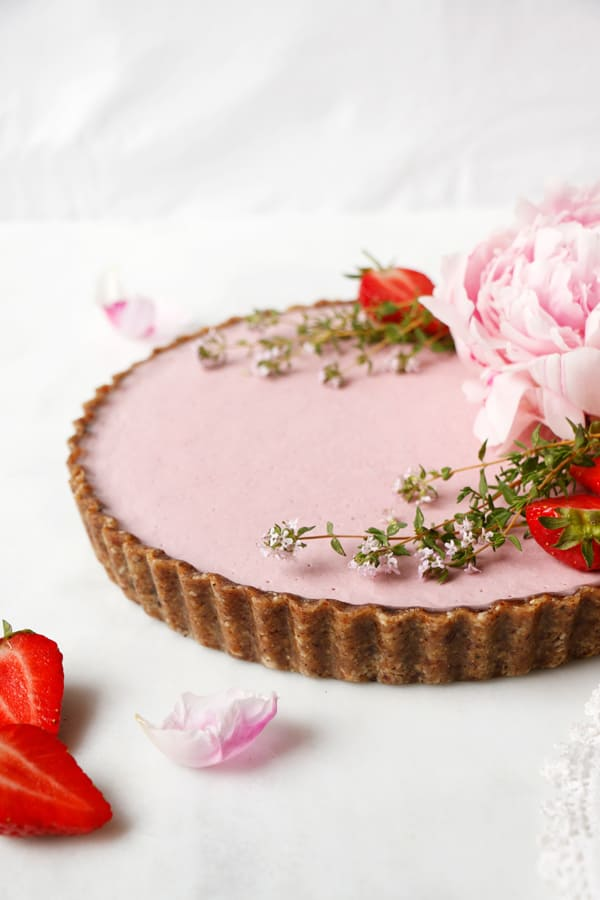 Strawberry Tart Recipes Using Strawberry Cake Mix