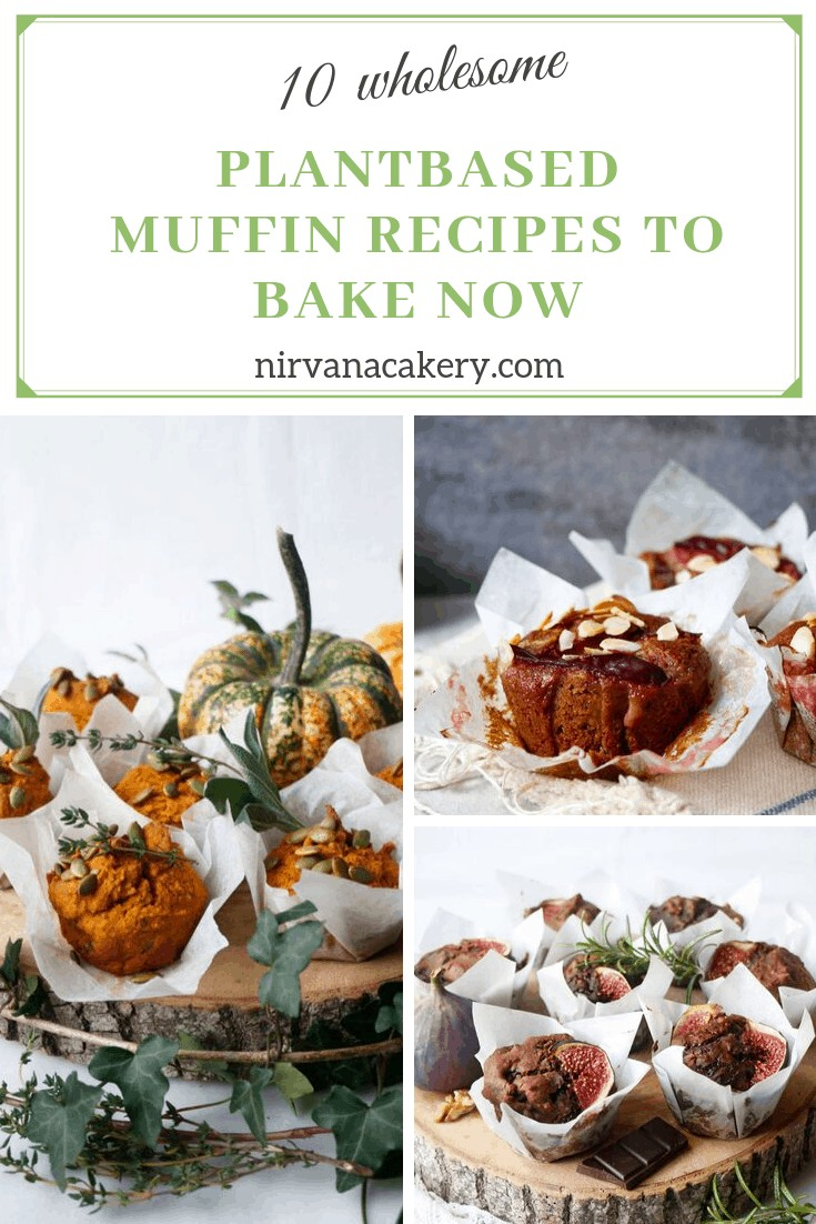 10 Wholesome Plantbased Muffin Recipes to Bake Now