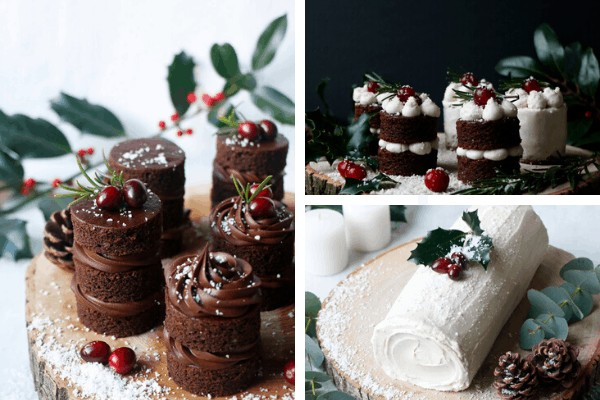 Gluten-free Vegan Christmas Dessert Recipes