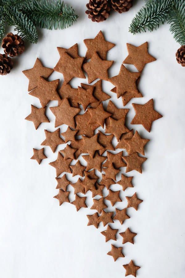 Walnut Fennel Cookies (vegan & gluten-free)