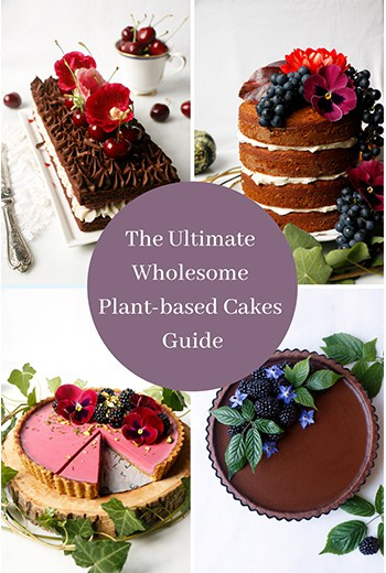 Plant-based Cakes Guide