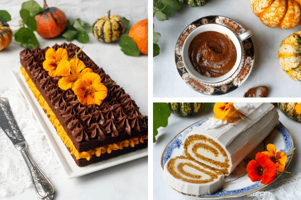 Holiday Pumpkin Recipes (vegan & gluten-free)
